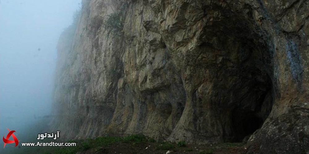 غار گنج خانه
